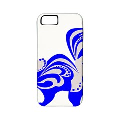 Skunk Animal Still From Apple Iphone 5 Classic Hardshell Case (pc+silicone)