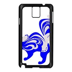 Skunk Animal Still From Samsung Galaxy Note 3 N9005 Case (black)