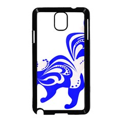 Skunk Animal Still From Samsung Galaxy Note 3 Neo Hardshell Case (black)