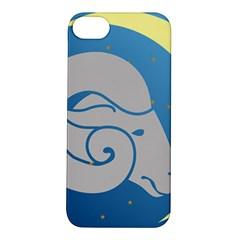 Ram Zodiac Sign Zodiac Moon Star Apple Iphone 5s/ Se Hardshell Case