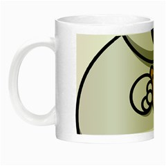 Bear Polar Bear Arctic Fish Mammal Night Luminous Mugs
