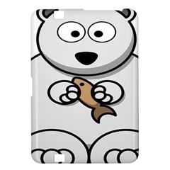 Bear Polar Bear Arctic Fish Mammal Kindle Fire Hd 8 9