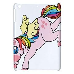 Unicorn Arociris Raimbow Magic Apple Ipad Mini Hardshell Case
