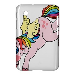 Unicorn Arociris Raimbow Magic Samsung Galaxy Tab 2 (7 ) P3100 Hardshell Case