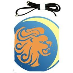 Lion Zodiac Sign Zodiac Moon Star Shoulder Sling Bags