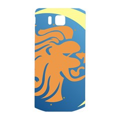Lion Zodiac Sign Zodiac Moon Star Samsung Galaxy Alpha Hardshell Back Case