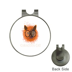 Cat Smart Design Pet Cute Animal Hat Clips With Golf Markers