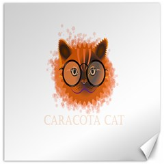 Cat Smart Design Pet Cute Animal Canvas 20  X 20