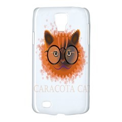 Cat Smart Design Pet Cute Animal Galaxy S4 Active