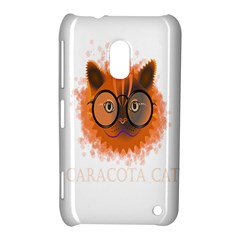 Cat Smart Design Pet Cute Animal Nokia Lumia 620