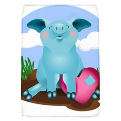 Pig Animal Love Flap Covers (l)