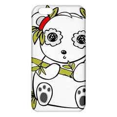 Panda China Chinese Furry Iphone 6 Plus/6s Plus Tpu Case