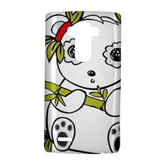 Panda China Chinese Furry Lg G4 Hardshell Case
