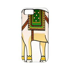 Elephant Indian Animal Design Apple Iphone 5 Classic Hardshell Case (pc+silicone)
