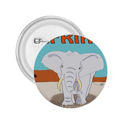 Africa Elephant Animals Animal 2 25  Buttons