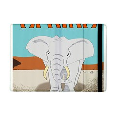 Africa Elephant Animals Animal Apple Ipad Mini Flip Case