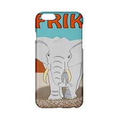Africa Elephant Animals Animal Apple Iphone 6/6s Hardshell Case