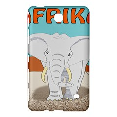 Africa Elephant Animals Animal Samsung Galaxy Tab 4 (8 ) Hardshell Case