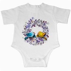 Flowers Floral Flowery Spring Infant Creepers