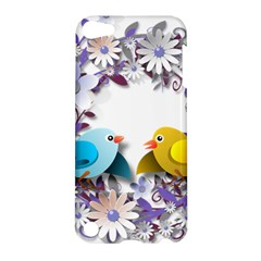 Flowers Floral Flowery Spring Apple Ipod Touch 5 Hardshell Case