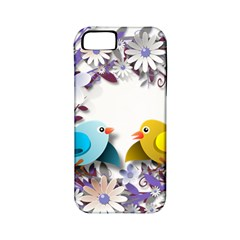 Flowers Floral Flowery Spring Apple Iphone 5 Classic Hardshell Case (pc+silicone)