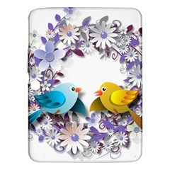Flowers Floral Flowery Spring Samsung Galaxy Tab 3 (10 1 ) P5200 Hardshell Case