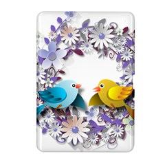 Flowers Floral Flowery Spring Samsung Galaxy Tab 2 (10 1 ) P5100 Hardshell Case