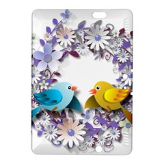 Flowers Floral Flowery Spring Kindle Fire Hdx 8 9  Hardshell Case