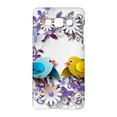 Flowers Floral Flowery Spring Samsung Galaxy A5 Hardshell Case
