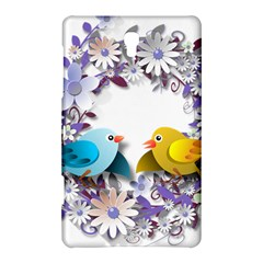 Flowers Floral Flowery Spring Samsung Galaxy Tab S (8 4 ) Hardshell Case