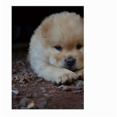 Puppy Chow Chow Large Garden Flag (two Sides)