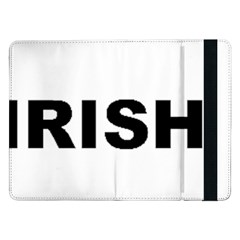 Irish Setter Love Samsung Galaxy Tab Pro 12 2  Flip Case