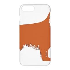 Irish Setter Silo Color Apple Iphone 7 Plus Hardshell Case