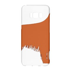 Irish Setter Silo Color Samsung Galaxy S8 Hardshell Case