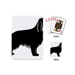 Irish Setter Silo Playing Cards (mini)