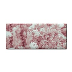 Pink Colored Flowers Cosmetic Storage Cases