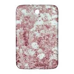 Pink Colored Flowers Samsung Galaxy Note 8 0 N5100 Hardshell Case