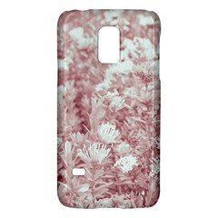 Pink Colored Flowers Galaxy S5 Mini