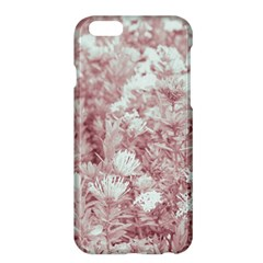 Pink Colored Flowers Apple Iphone 6 Plus/6s Plus Hardshell Case