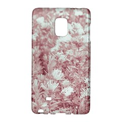 Pink Colored Flowers Galaxy Note Edge