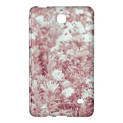 Pink Colored Flowers Samsung Galaxy Tab 4 (8 ) Hardshell Case