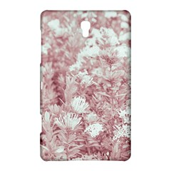 Pink Colored Flowers Samsung Galaxy Tab S (8 4 ) Hardshell Case