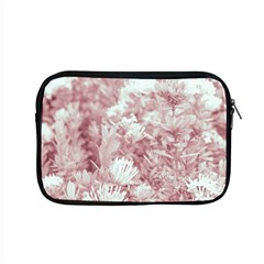 Pink Colored Flowers Apple Macbook Pro 15  Zipper Case
