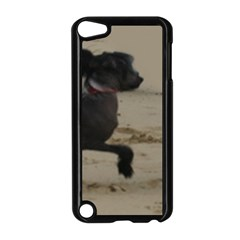 2 Chinese Crested Playing Apple Ipod Touch 5 Case (black)