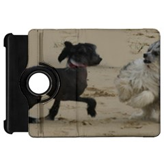 2 Chinese Crested Playing Kindle Fire Hd 7