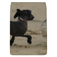 2 Chinese Crested Playing Flap Covers (l)