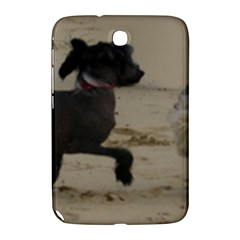 2 Chinese Crested Playing Samsung Galaxy Note 8 0 N5100 Hardshell Case