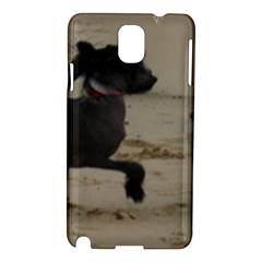 2 Chinese Crested Playing Samsung Galaxy Note 3 N9005 Hardshell Case