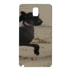 2 Chinese Crested Playing Samsung Galaxy Note 3 N9005 Hardshell Back Case