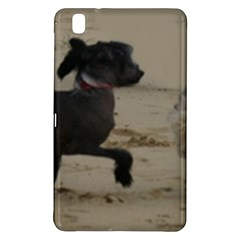 2 Chinese Crested Playing Samsung Galaxy Tab Pro 8 4 Hardshell Case